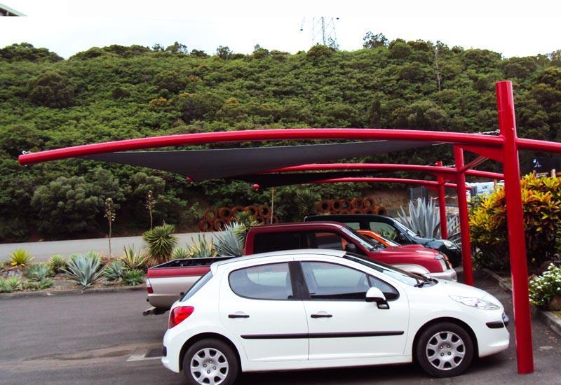 Pacific Art Vision - carport